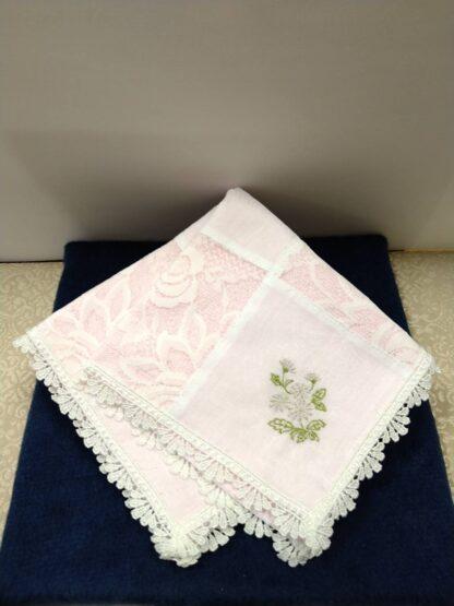 タオルハンカチ 菊(別カラー)